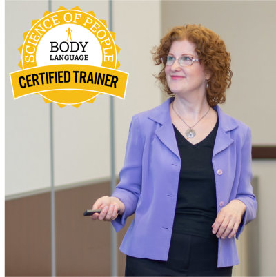 certified body language coach speaker