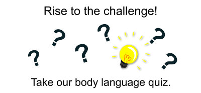 Body Language Quiz