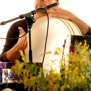 thomas price therapeutic drumming
