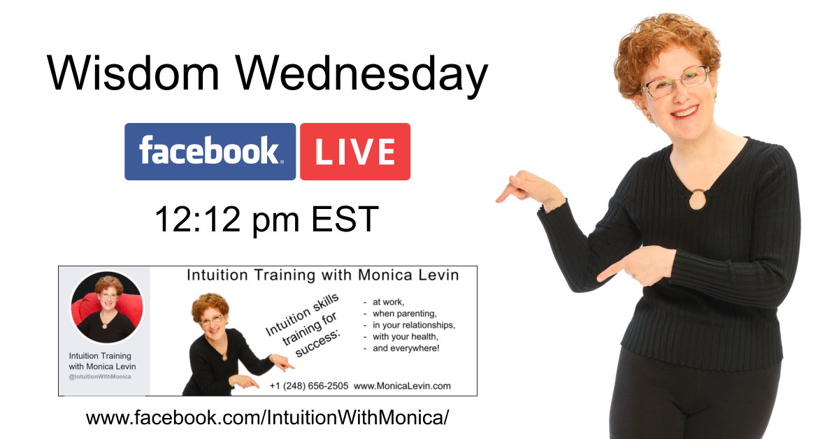 Intuition Training with Monica Levin